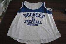 Los Angeles Dodgers Women's Tank Top Size XL New