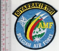 Belgium Royal Belgian Air Force RBAF Turkey Air Force Base Diyarbakir Allied Mob