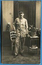 CPA PHOTO: Soldat du 106° Régiment d'Infanterie / Guerre 14-18 / 1915