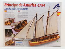 LOT 16921 Artesania Latina 22150 Prinz v. Asturien 1:50 Bausatz aus Holz NEU OVP