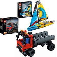 Técnica Lego 42074+42084 rennyacht + cargadores de Skip 8 años edad 2 Artículo