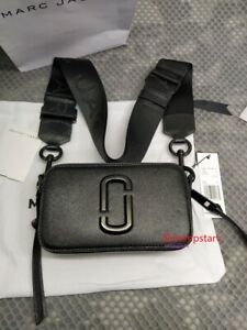 MARC JACOBS Snapshot Small Camera Bag  Brand new DTM black bag sales