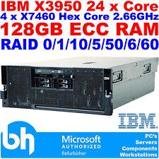 IBM Server mit Xeon Firmennetzwerke 128GB Speicherkapazität (RAM)