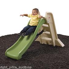 BRAND NEW Step2 Big Folding Indoor Outdoor Slide Childrens Kids Playground