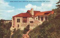 Postcard Grand Canyon Lodge Arizona