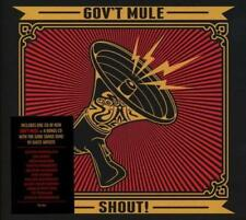 Gov't Mule - Shout  2CDs  NEU  (2013)