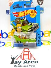 NEW HOT WHEELS 2013 2014 HW CITY THE HOMER Simpsons Die Cast Car Vehicle VTHF