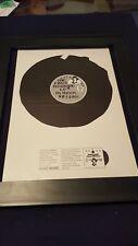 Mason Williams Hand Made Rare Original Promo Poster Ad Framed!