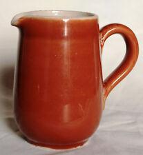 Vintage Small Brown Stoneware Jug - Lovatts
