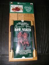 SUPER PRO BOW MAKER