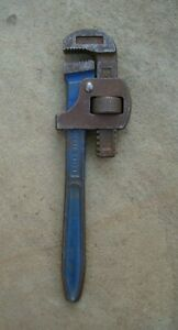 """RECORD 10"""" STILSONS WRENCH IN GOOD USED CONDITION ~ 1980's"""