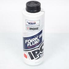 Huile Ipone Fork Fluid pour fourche  Grade 7 100% Synthétique en 1 Litre Neuf