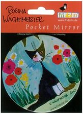 """Fridolin Miroir de Poche 7 6 cm """"rosina Wachtmeister My Garden"""" en Métal -"""
