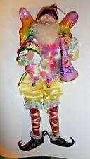 "Mark Roberts Happy Birthday Fairy Medium 17"" ~ Vintage Rare Discontinued Style"