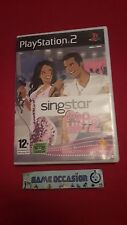 SINGSTAR POP HITS 2 / PS2 PLAYSTATION 2 SONY PAL COMPLETO