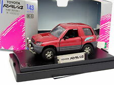 Epoch M-Tech 1/43 - Toyota RAV4 RAV Court Rouge