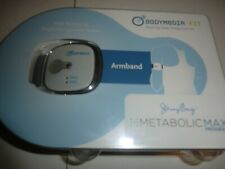 BodyMedia FIT Body Monitoring Weight Management Armband - *New In Box*