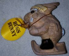 Vintage The Clay Menagerie by Pottery Craft hugs bunny RARE