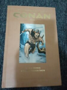Conan the Barry Windsor Smith Archives Vol 1 Hardcover