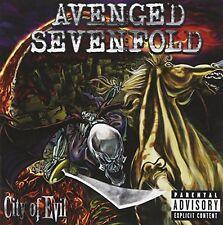 Avenged Sevenfold - City Of Evil [Pa Version] [CD]