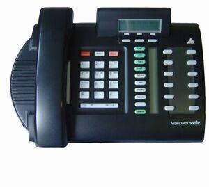 Nortel M7310N Digital Telephone NTA8020AA-03 Black Refurb Grade A