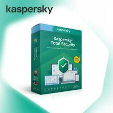 Antivirus KASPERSKY Total Security 2020  1 Device 1 Year