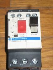Telemecanique gv2me06 / 1 - 1.6 A interruttore di protezione del motore