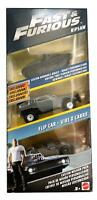 Fast & Furious Diecast 3pk Custom Mission Pack - Ripsaw, Flipcar & Buggy