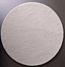 "8"" felt polishing Disc Diamond Paste lapidary lapping arbor cabochon"
