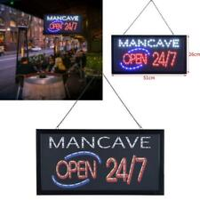 Ultra Bright Led Open Light Business Sign Board Bar Shop Restaurant Hot