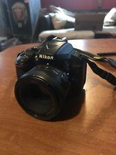 Nikon D D5300 24.2MP Digital SLR Camera - Black (Kit w/ AF-S DX 18-55mm VR II...