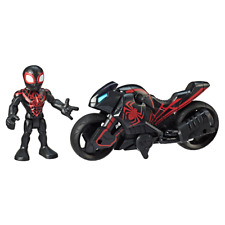 MarvMarvel Super Hero Adventures - Kid Arachnid Web Wheels