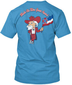 Make Ole Miss Great Again Colonel Reb Rebels Dixie Shirt