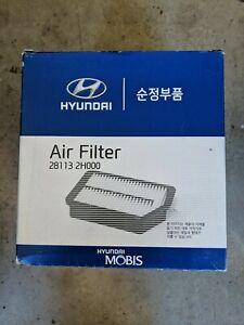 GENUINE HYUNDAI FD i30 & YD i45 Petrol & Diesel (2007-2012) AIR FILTER