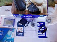 Motorola Startac Star tac 130 DUAL BAND NUOVO