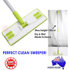 Perfect Clean Floor Wall Sweeper Electrostatic Wand Dust Remover Cleaning Korea