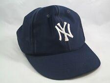 Vintage New York Yankees Hat Dark Blue Snapback MLB Baseball Cap