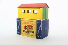 Matchbox Lesney Accessory Pack No 3 Garage - Made In England - Boxed