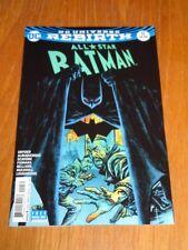 BATMAN ALL STAR #12 DC UNIVERSE REBIRTH VARIANT