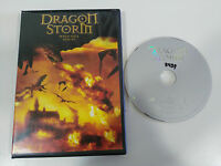 DRAGON STORM WHEN HELL REIGNS DVD + EXTRAS CASTELLANO ENGLISH