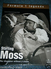 STIRLING MOSS LOTUS COOPER HWM MASERATI VANWALL BRM MILLE MIGLIA COUPE DES ALPS