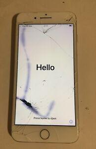 iPhone 7 Plus 64g semi hs ( pour Reparateur) pièces cassé