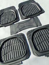 D - Passend Für Mazda Cx 5 Fußmatten, Universal 5 Teile, 0000 BLACK
