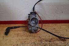 1990 Honda CR125 CR 125 carb carburetor body choke bowl throttle