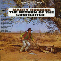 Marty Robbins - The Return of the Gunfighter CD NEW