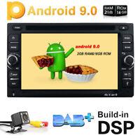 NEW Android Car MP3 Player For Nissan Navara D40 D22 Head Unit MP4 Radio GPS VTZ