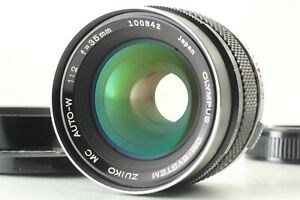 [MINT] Olympus OM System Zuiko MC Auto-W 35mm f/2 Lens Hood From JAPAN