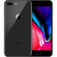 Apple iPhone 8 Plus 64GB Factory Unlocked AT&T T-Mobile Gray Smartphone