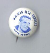 1950's Winnipeg Blue Bombers Keith Pearce Pin