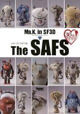 Ma.K. in SF3D MAX the SAFS 30th Annive Vol.3 Book Maschinen krieger Watanabe FS